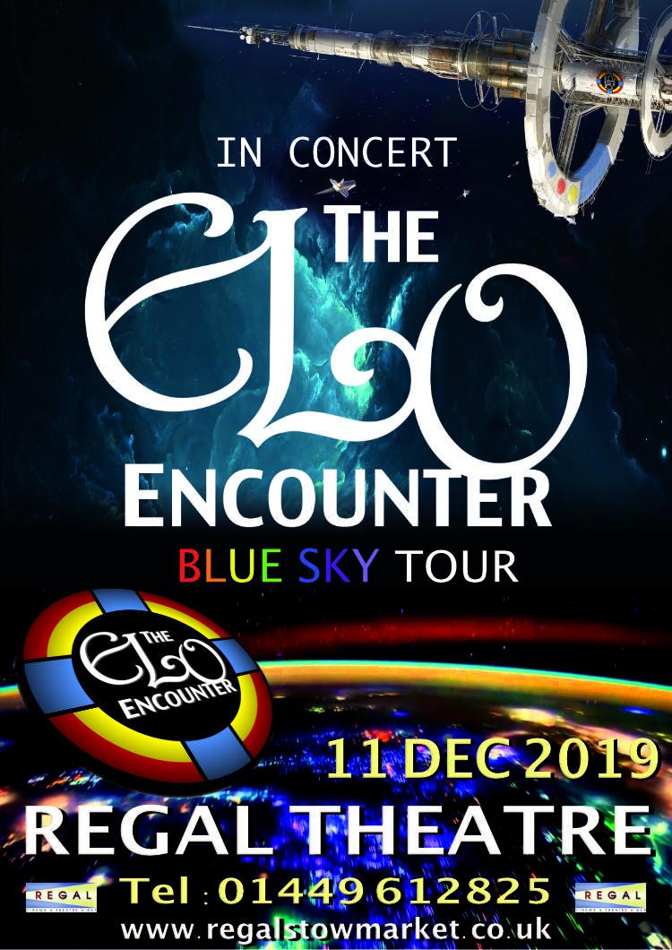 Regal Theatre - Christmas 2019 - ELO Encounter Tribute