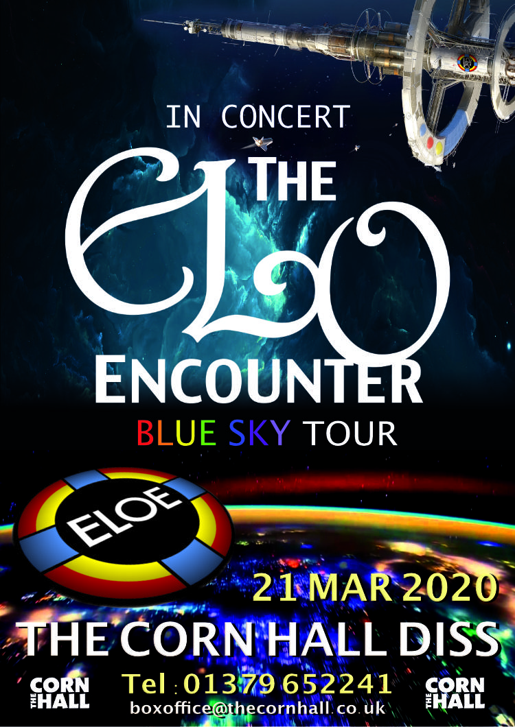 The Corn Hall Diss - 2020 - ELO Encounter Tribute