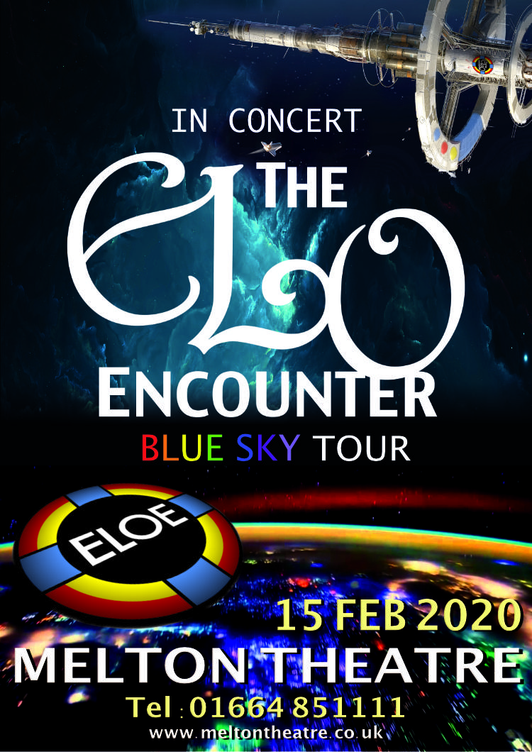 Melton Theatre - 2020 - ELO Encounter Tribute