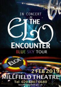 Millfield Theatre 2019 - ELO Encounter Tribute