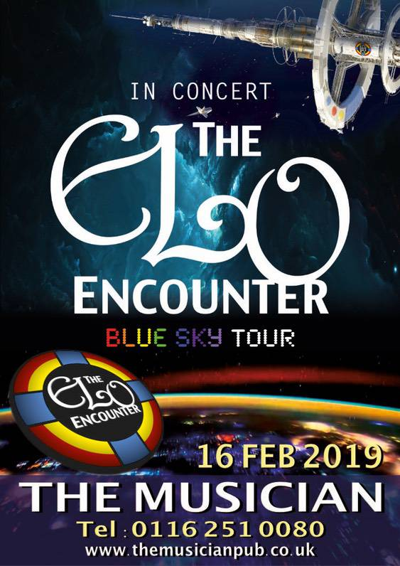 The Musician - Leicester - ELO Encounter Tribute
