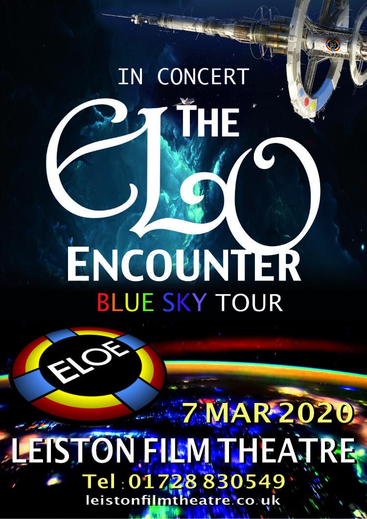 Leiston Film Theatre - 2020 - ELO Encounter Tribute