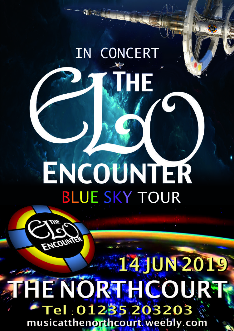 The Northcourt Centre - 2019 - ELO Encounter Tribute