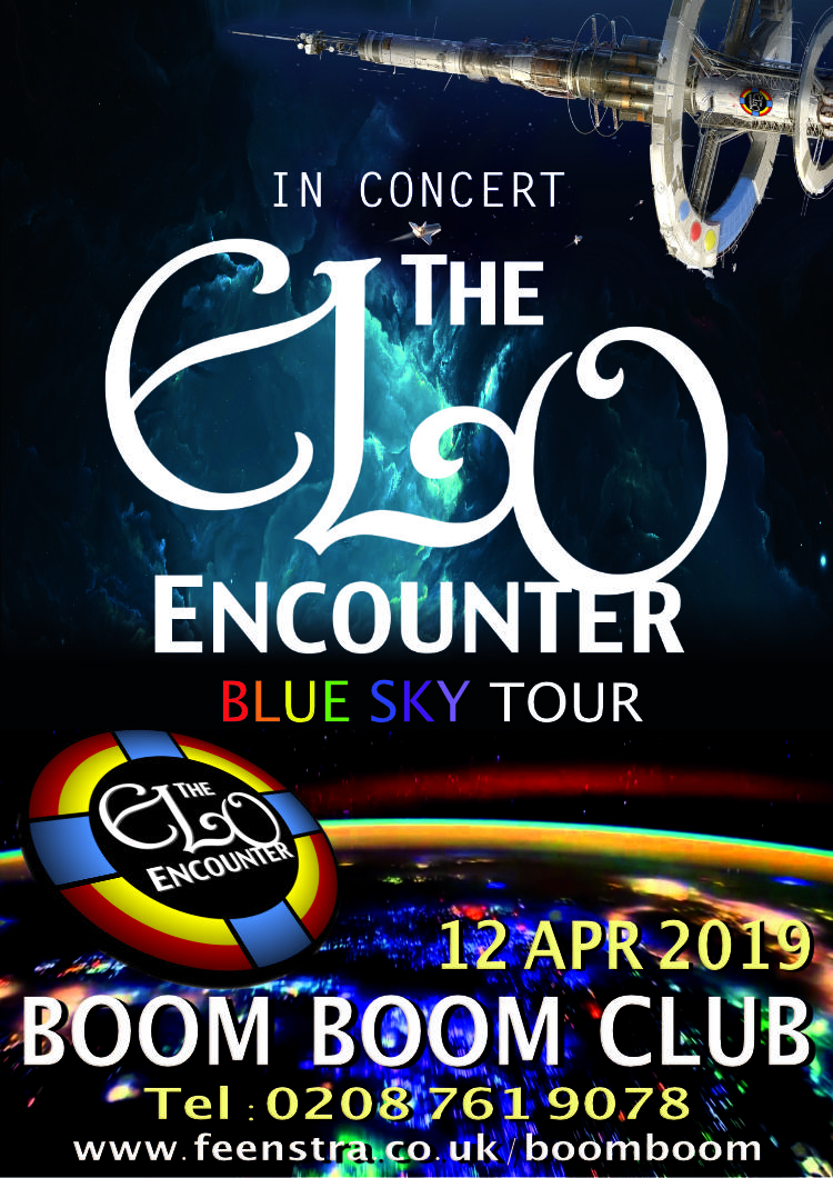 Boom Boom Club - 2019 - ELO Encounter Tribute