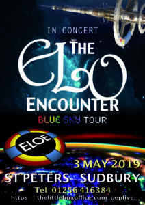 St Peter's - Sudbury - 2019 - ELO Encounter Tribute