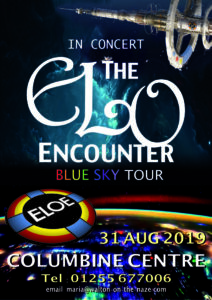 Columbine Centre - 2019 - ELO Encounter Tribute