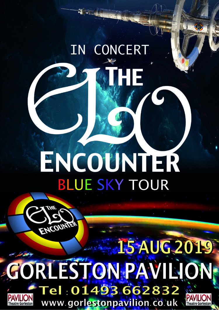 Gorleston Pavilion Theatre - 2020 - ELO Encounter Tribute