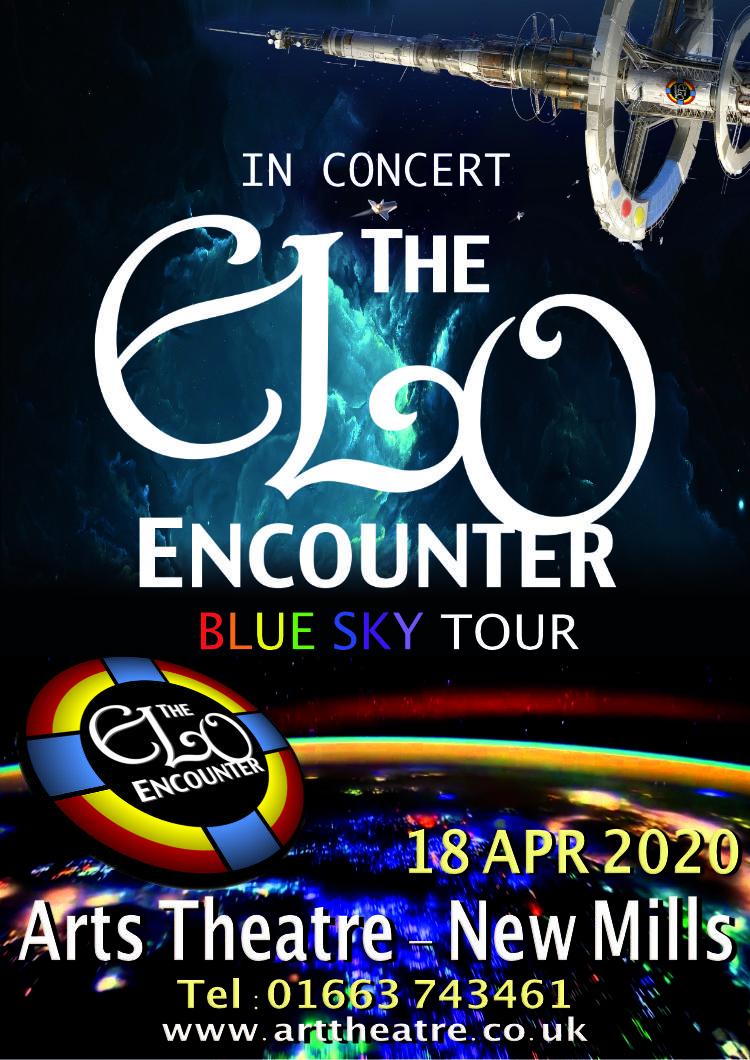 Arts Theatre - New Mills - 2020 - ELO Encounter Tribute