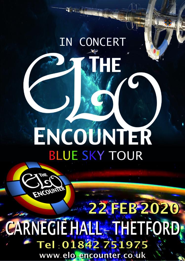 Carnegie Hall - 2020 - ELO Encounter Tribute