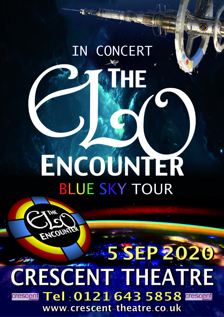 Crescent Theatre - 2020 - ELO Encounter Tribute
