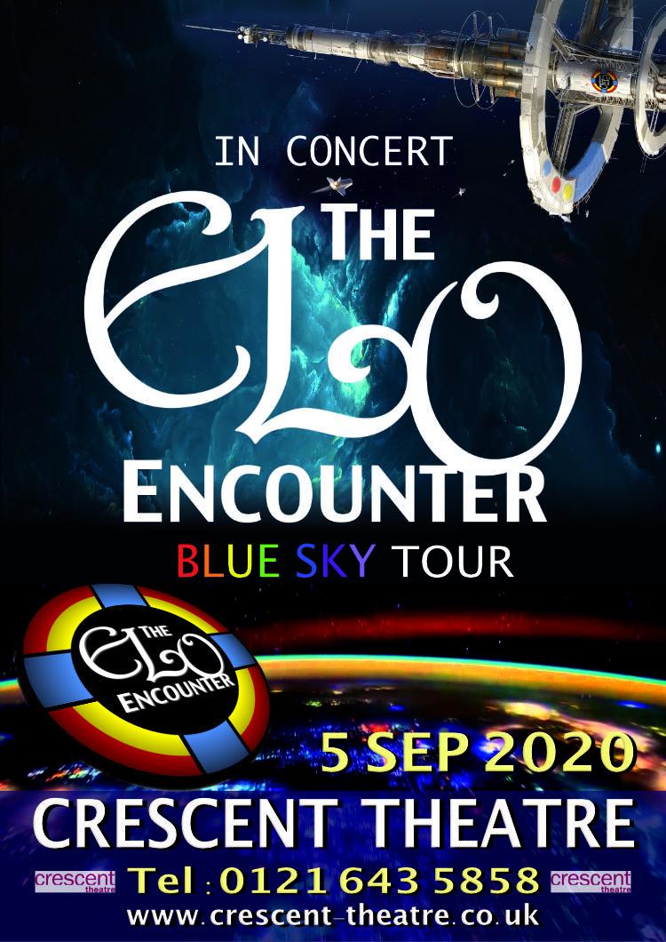Crescent Theatre - 2020 - ELO Encounter Tribute