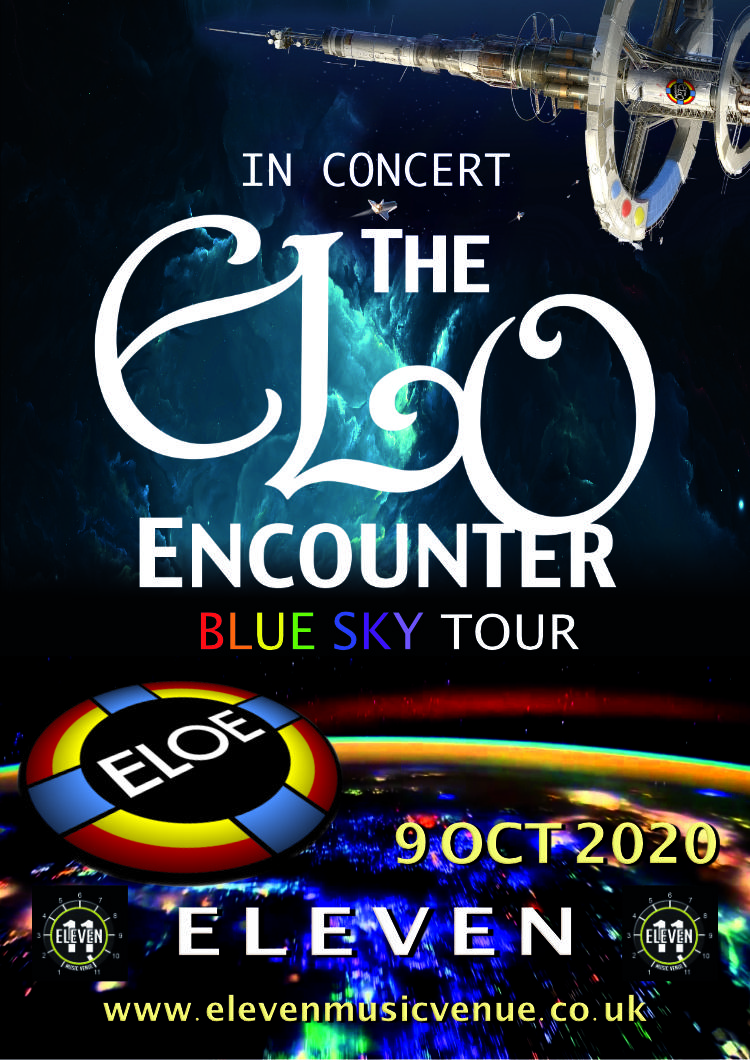 Eleven - Stoke On Trent - Oct 2020 - ELO Encounter Tribute