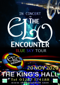 The King's Hall - Herne Bay - 2020 - ELO Encounter Tribute