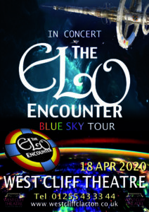 West Cliff Theatre - 2020 - ELO Encounter Tribute