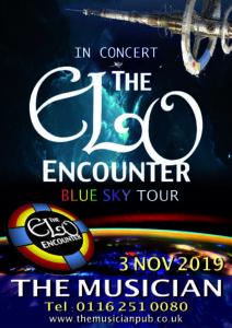 The Musician - Leichester - Nov 2019 - ELO Encounter Tribute