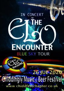 Chiddingly Music and Beer Festival - 2020 - ELO Encounter Tribute